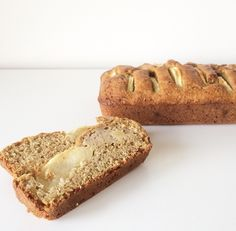 The perfect snack: clean apple cake. It's a piece of cake to bake a pretty cake…