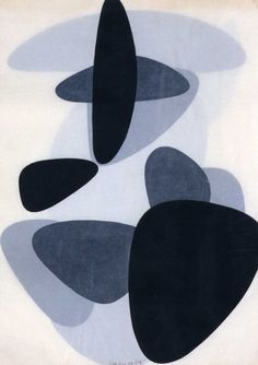 Victor Vasarely painting