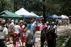 The Beachfront Art & Craft market - last Sunday of every month