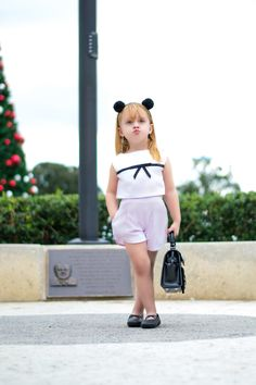 Little girl fashion - kids style