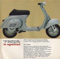 VESPA 50 Special Piaggio Vespa, Lambretta Scooter, Vespa Scooters, Scooter Scooter, Vespa Special, Vespa Smallframe, Vespa 50, Honda Ruckus, Best Scooter