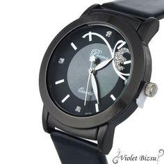 Xitad Stylish Casual Black Watch With Crystals Smart Watch, Watches, Crystals, Stylish, Casual, Black, Jewelry, Smartwatch, Jewlery