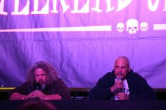 Mark Boone Junior & David Labrava