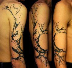 Tattoo by Karl Marc