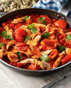 Low FODMAP and Gluten Free - Mexican Chicken Stew http://www.ibssano.com/low_fodmap_recipe_mexican_chicken_stew.html