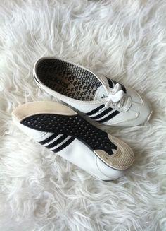 Kaufe meinen Artikel bei #Kleiderkreisel http://www.kleiderkreisel.de/damenschuhe/ballerinas/115418078-adidas-ballerinas-in-schwarz-weiss