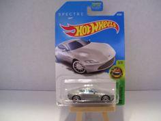 2016 Hot Wheels Spectre 007 Aston Martin DB10. Car is #54 of 10. Car is new..... #HotWheels #AstonMartin