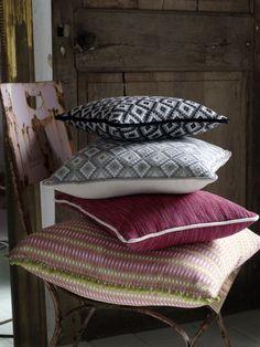 Tecidos BlendWorth, colecção Parador. À venda na Nova Decorativa! #decoração #tecidos #homedecor #fabrics #BlendWorth