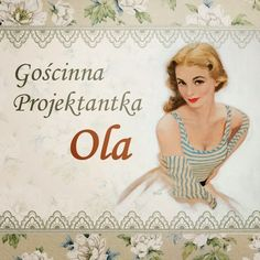 u Oli: Zostałam Gościnną Projektantką Szuflady!!!!!!