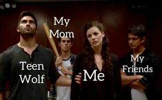 Memes -Pretty Little Liars -Teen Wolf -the Vampire Diaries -Shadowhun… Humor Teen Wolf Memes, Teen Wolf Imagines, Teen Wolf Quotes, Teen Wolf Funny, Teen Wolf Scott, Teen Wolf Mtv, Teen Wolf Boys, Teen Wolf Dylan, Dylan O'brien
