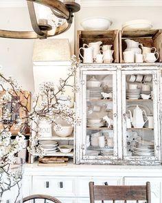 Die 235 Besten Bilder Von Shabby Kitchen Styling In 2019 Cottage