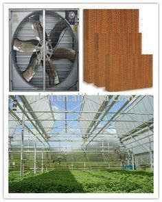 Evaporative Cooling Pads Greenhouse Cooling Pad Cool Stuff