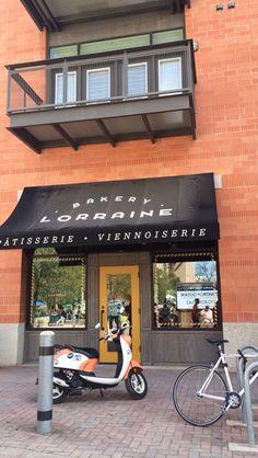 Lorraine bakery   San Antonio Tx.   Pearl Brewery #annadean