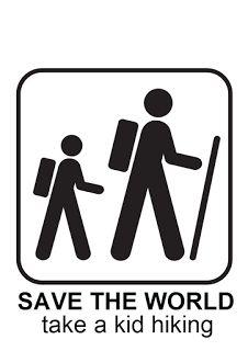 """Big Grey Rocks: Kids Hiking, Biking, Skiing, Snowshoeing and More in Banff, Kananaskis and Beyond: """"SAVE THE WORLD: Take a Kid Hiking"""" Gear"""