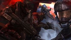 halo concept art   Halo Drop Ship - 3D, Concept art, Videogames