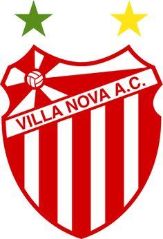 1908, Villa Nova Atlético Clube (Nova Lima, Minas Gerais, Brazil) #VillaNovaAtléticoClube #NovaLima #Brazil (L16786)