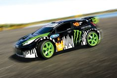 Traxxas channels its inner Ken Block – Click above to watch the video after the break Ken Block, Remote Control Cars, Radio Control, Nitro Boats, Eco Friendly Cars, Rc Cars And Trucks, Mo S, Car Ford, Rally Car