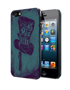 Alice in wonderland Samsung Galaxy S3/ S4 case, iPhone 4/4S / 5/ 5s/ 5c case, iPod Touch 4 / 5 case
