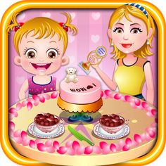 Hazel loves and adore her mom a lot. Its Mother's day and our darling Hazel wants to  make it special by planning a surprise celebrations. She along with dad has made arrangements for Mother's day celebrations. Let us see how she surprise her mom! https://play.google.com/store/apps/details?id=air.org.axisentertainment.BabyHazelMothersDay