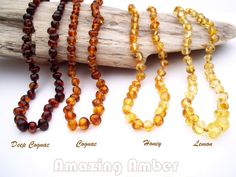 Hey, I found this really awesome Etsy listing at http://www.etsy.com/listing/157557799/genuine-baltic-amber-teething-necklace
