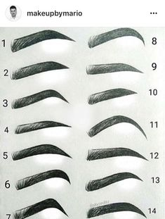 Which eyebrow shape is your go-to? We like and //Regra Which eyebrow shape is your go-to? We like and //Regra ausformung bemalung maquillaje makeup shaping maquillage Anime Eyebrows, Eyebrows Sketch, Drawing Eyebrows, Makeup Drawing, Goth Eyebrows, Nose Drawing, Cool Art Drawings, Pencil Art Drawings, Art Drawings Sketches