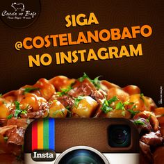 Tema: Siga no Instagram Agência: Usina da Criação Peça: Post para redes sociais