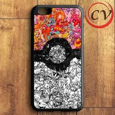 Pokeball iPhone 6 Plus | iPhone 6S Plus Case