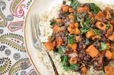 Nourishing Meals: Adzuki Bean & Yam Hash