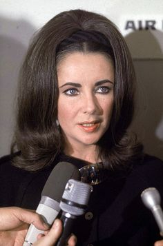 All hail the queen,Elizabeth Taylor.