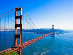 The Golden Gate Bridge- San Francisco, California