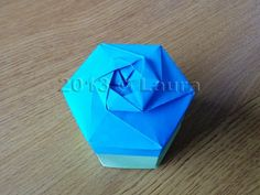 Laura fa: Origami