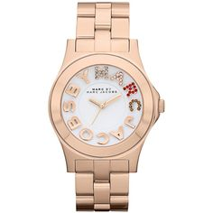 NEU MARC JACOBS MBM3138 LADIES ROSE GOLD