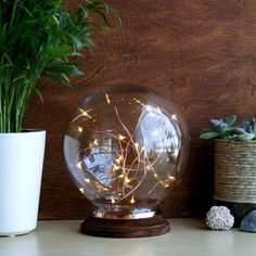 Globe Light DIY