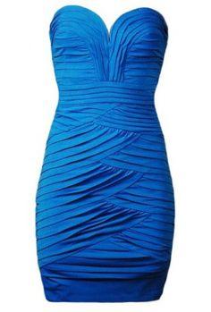 The 2013 Blue Florentin Dress