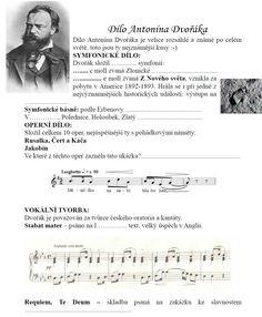 Lenka Pobudová. Blog pro učitele hudební výchovy, náměty k výuce, výukové hry - škola hrou, pracovní listy k aktivnímu poslechu. Sheet Music, School, Montessori, Blog, Music Score, Blogging, Music Sheets