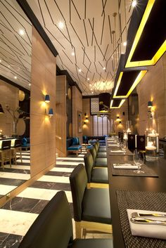 The Honours (Edinburgh, UK) | Ian Smith Design | Restaurant and Bar Design Awards