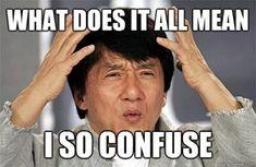 when your friend pronunces 'memes' wrong - Jackie Chan Why? Memes Da Internet, Teacher Memes, Teacher Stuff, Math Memes, H & M Home, Work Humor, Work Memes, Office Humour, Work Funnies
