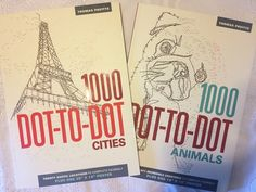 Giveaway time! Enter to win Dot-to-Dot books for adults in the Super Stocking Stuffer Giveaway Hop!