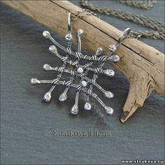 Necklaces and pendants - Strukova Elena