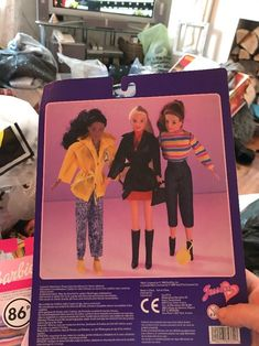 Vintage Jessica Dolls Clothes From 1999 Unused Doll Clothes, Polaroid Film, Packaging, Dolls, The Originals, Vintage, Ebay, Puppet, Doll