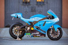 Lightning e-Power/TTXGP racebike