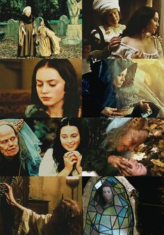 katerayearth: a list of favorite fairytale adaptations:Snow...