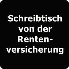 Schreibtisch von der Rentenversicherung - Pressemitteilung   Das Journal  Das Landessozial-gericht (LSG) Rheinland-Pfalz in Mainz hat den Anspruch auf technische  Hilfen am Arbeitsplatz gestärkt, um auch eine erst drohende Erwerbsminderung zu verhindern. BITTE WEITERLESEN  http://peter-wuttke.de/schreibtisch-von-der-rentenversicherung-pressemitteilung/