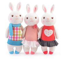 15pcs Cute Mini Joint Bear Plush Toys Stuffed Dolls Pendant Gift Radom Color