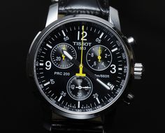 Tissot PRC 200 : Own it. One of my favorites. White face (I have this black one) is gorgeous too.