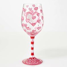 Be Mine Valentine Wine Glass - Time Your Gift - 3