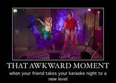 Stevie & Miranda do karaoke: BBC One Miranda Tv Show, Miranda Hart Quotes, Karaoke Funny, British Humor, Funny Memes, Hilarious, You Make Me Laugh, Watch Tv Shows, Humor
