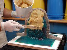Using Plasti-Paste instead of polyester resin.
