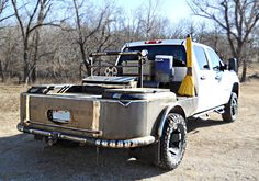"Welding bed...probably more ""Workshop"" than ""On the Open Road"", but hey..."