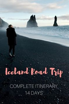 A complete itinerary in Iceland for the perfect road trip on the Route Europe Travel Tips, Travel Advice, K Om, Michigan, Iceland Road Trip, Perfect Road Trip, Road Trip Destinations, Road Trip With Kids, Wanderlust